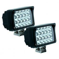 Ζευγάρι 45Watt 30° Led Προβολείς Εργασίας LED