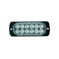 Προειδοποιητικά Φώτα-Πλαϊνά 6W LED Universal Πορτοκαλί
