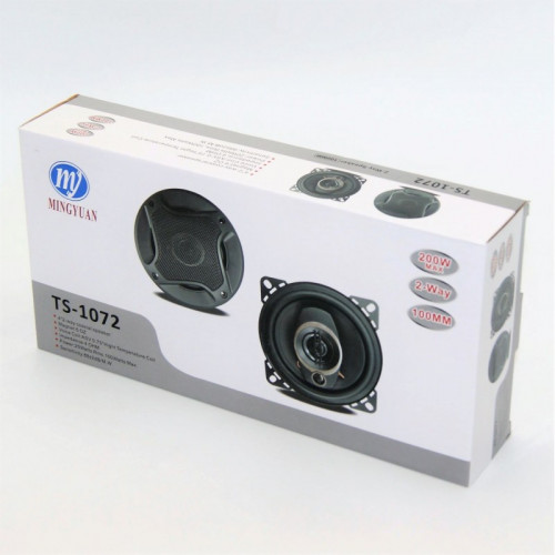 2-WAY SPEAKER 100MM 200W