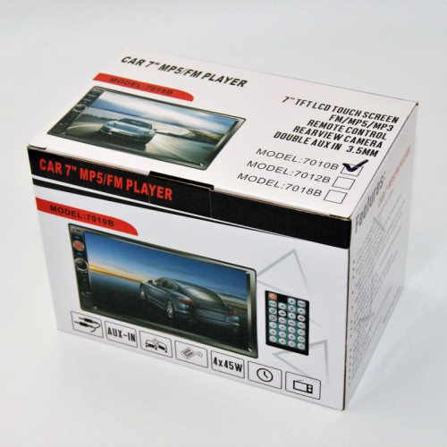 CAR 7'' MP5 FM PLAYER