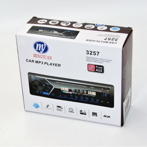 CAR MP3 PLAYER 3257