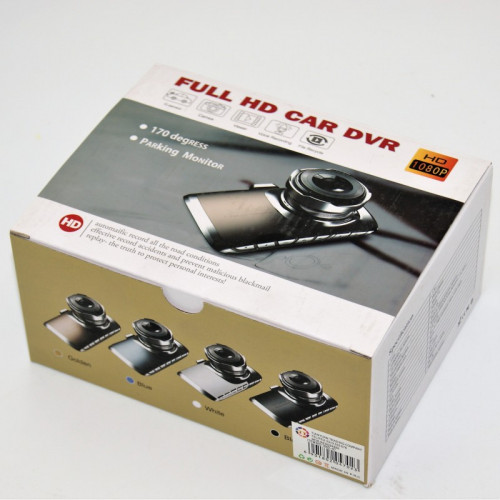 FULL HD CAR DVR HD1080P
